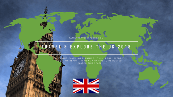 Travel Plans: Europe 2018 – 6 Weeks To Lift Off