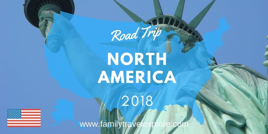 Travel Plans: Road Trip North America