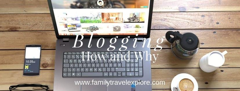 Blogging – Why?
