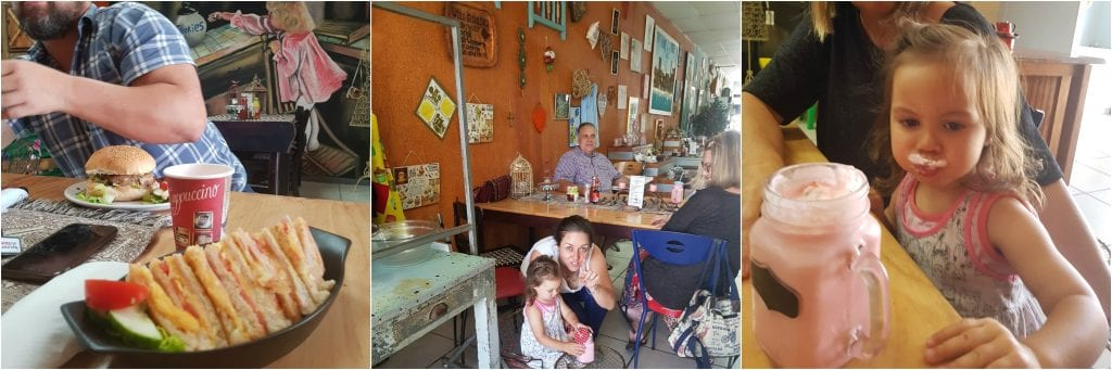Leila's Cafe George