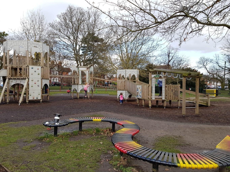 Russel Park, Bedford