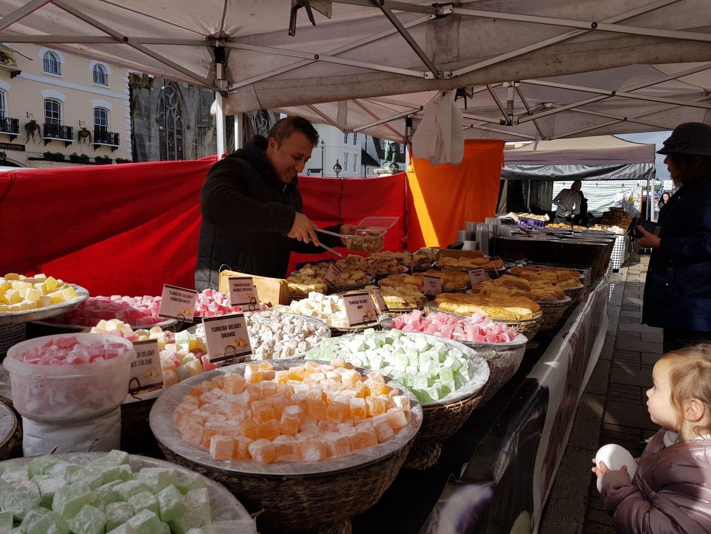 St Ives Market Day