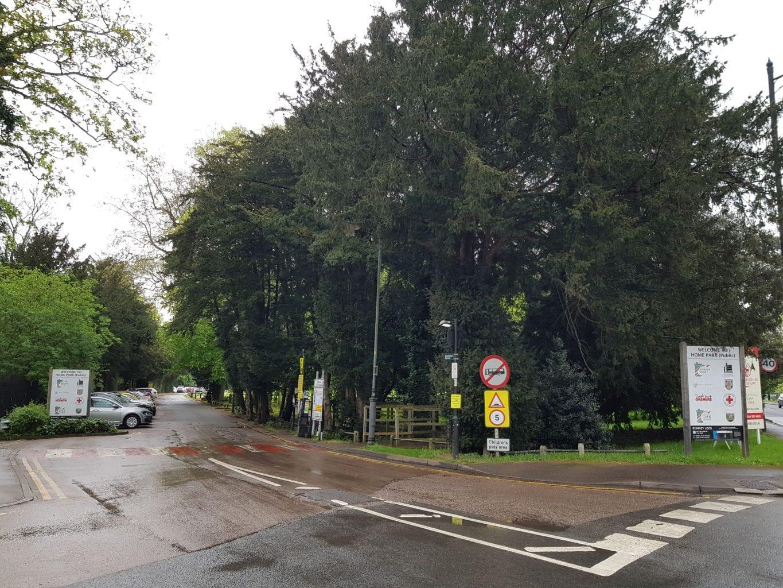 Home Park Car Park, Windsor
