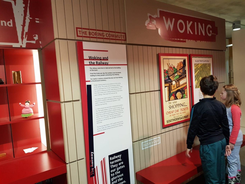Woking Story Museum