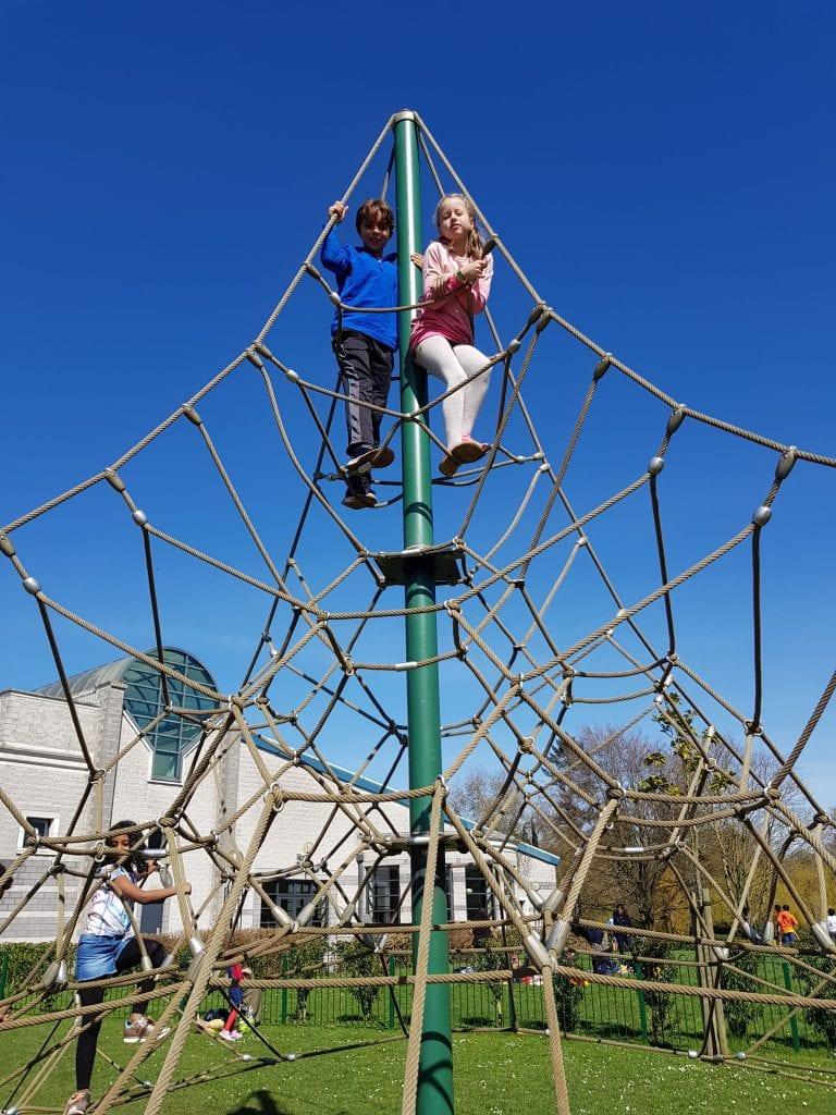 Woking Leisure Centre Play Park