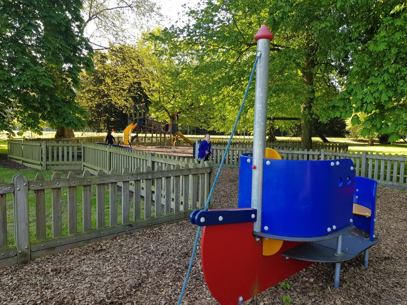 Home Park Play Area