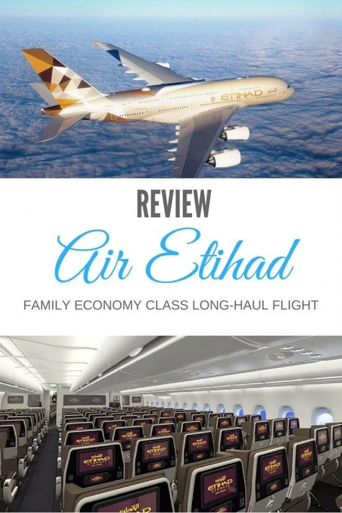Family Economy Air Etihad Review