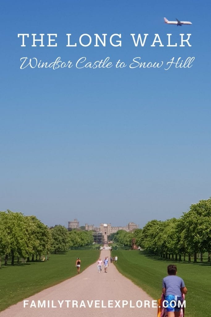 The Long Walk In Windsor