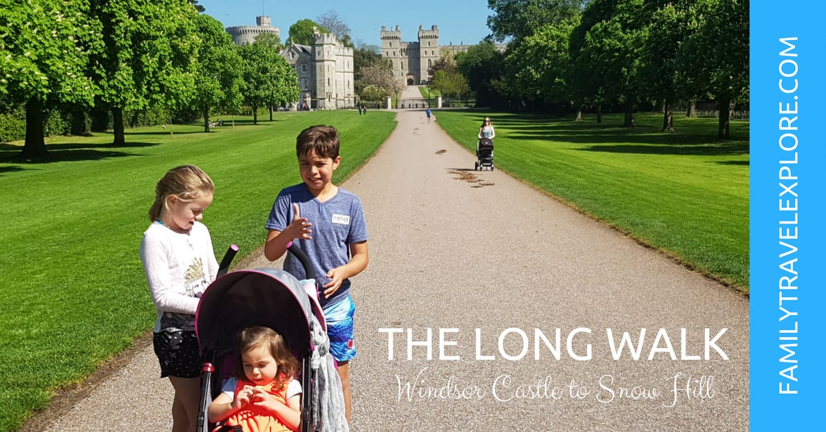 Long Walk Windsor