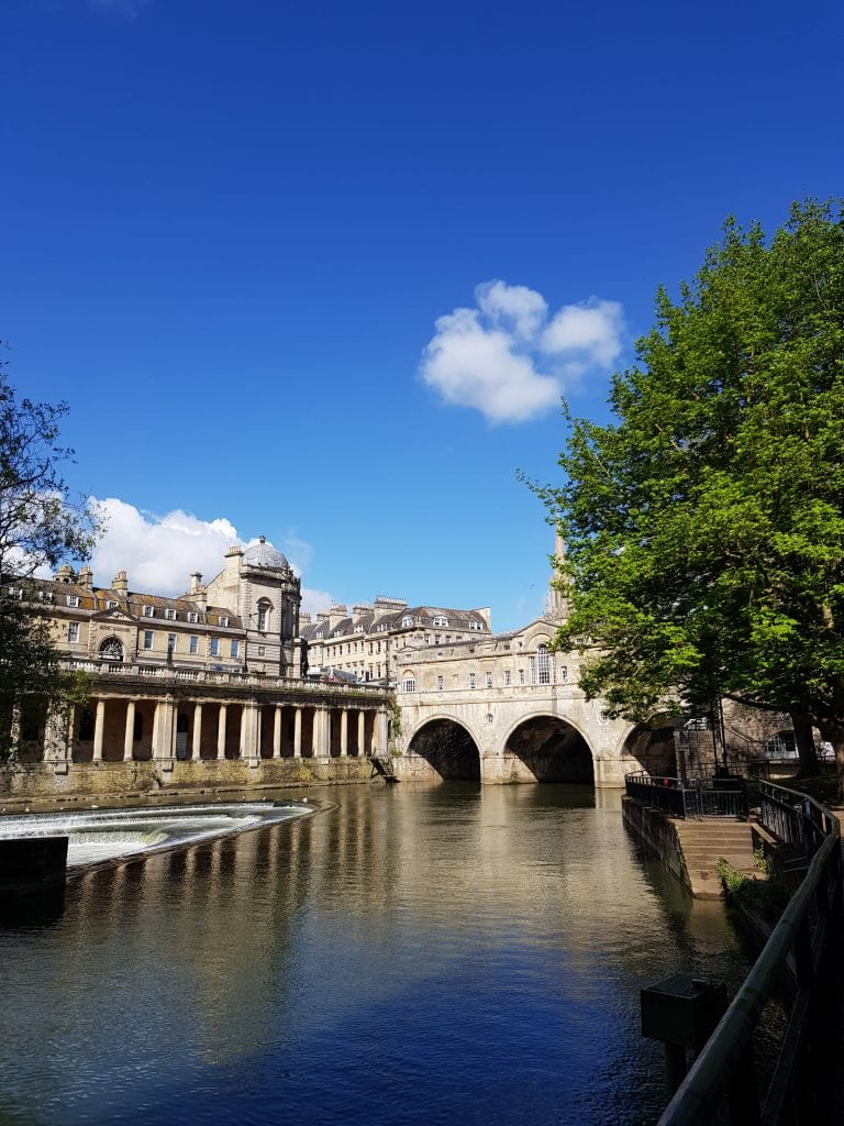 Pulteney Bridge Bath-