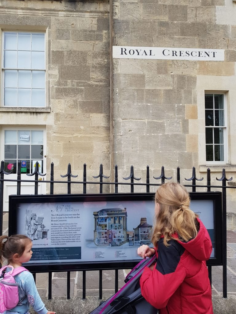 Royal Crescent Museum