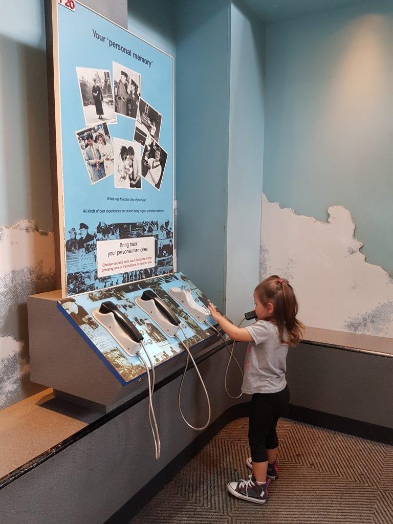 Interactive Exhibits at NHM London