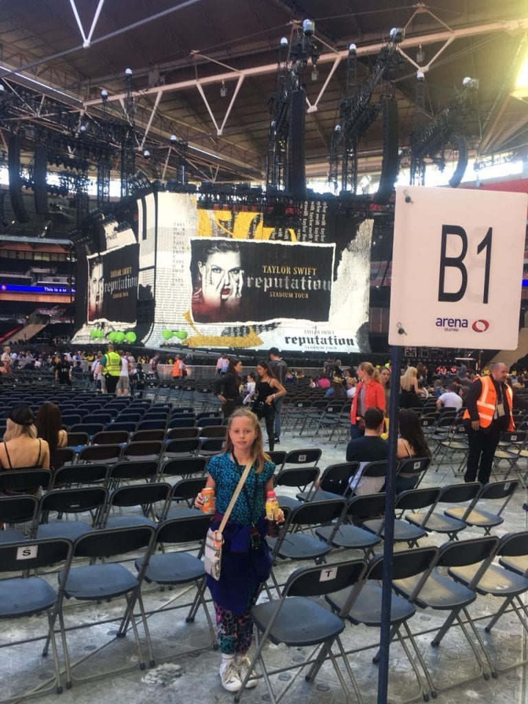 Taylor Swift Reputation Stadium Tour 2018