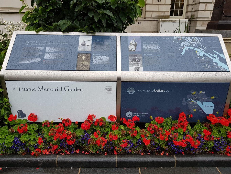 Titanic Memorial Gardens