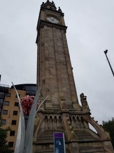 The Albert Clock