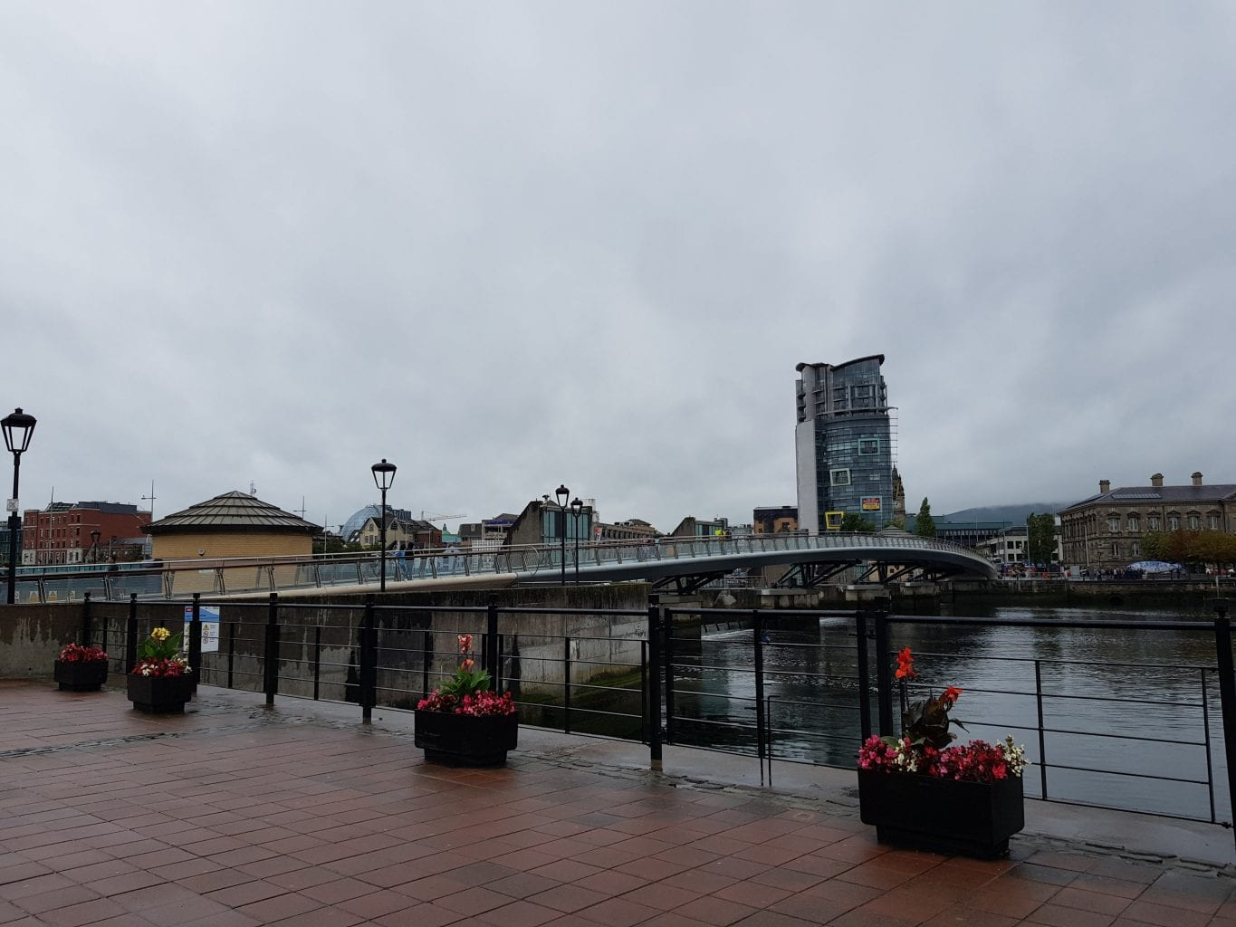 Queen's Bridge, Belfast