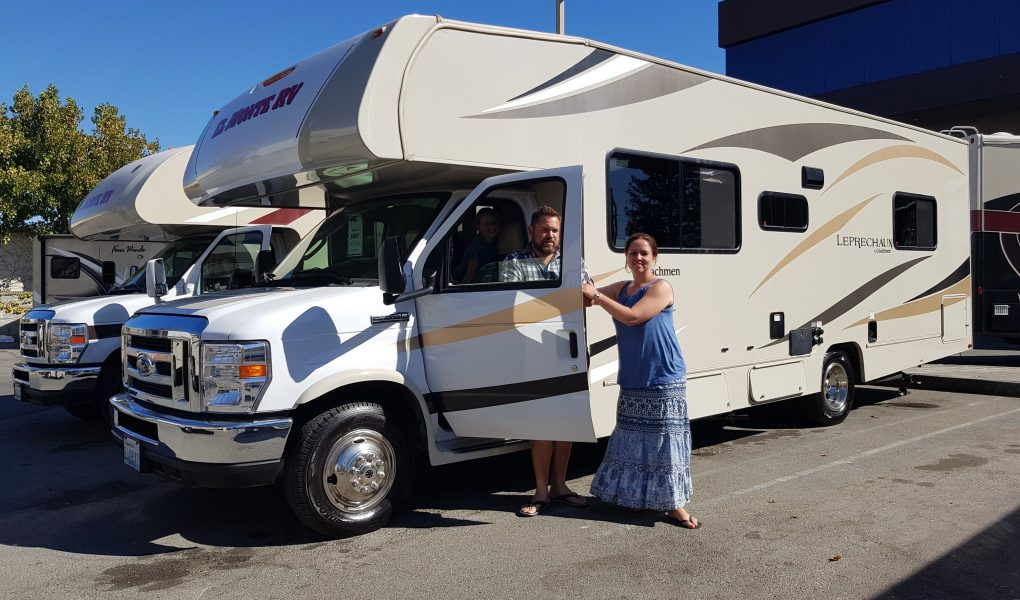 Our 28ft Motorhome