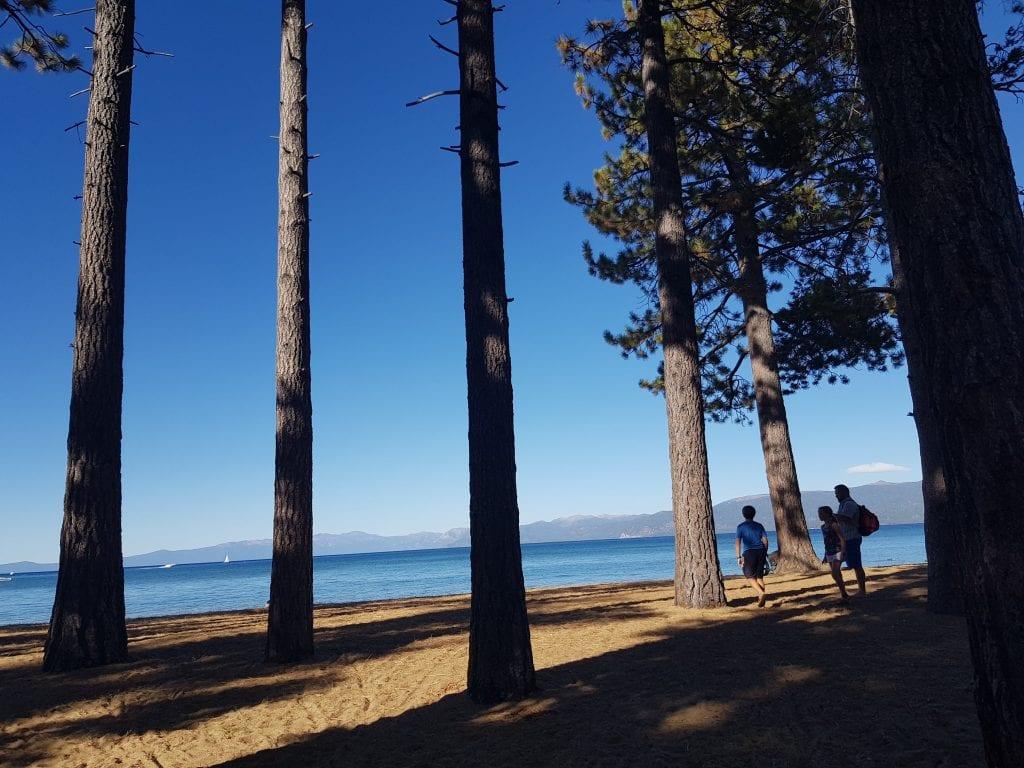 Pope Beach, South Lake Tahoe