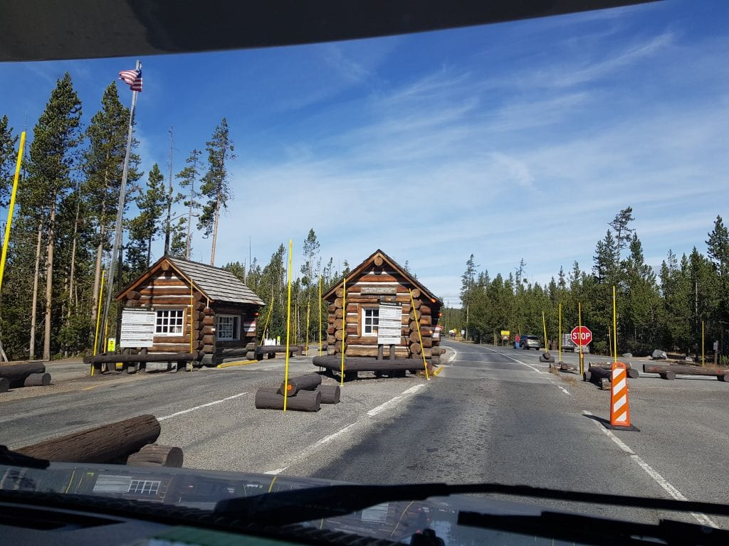 South Entrance to Yellowstone