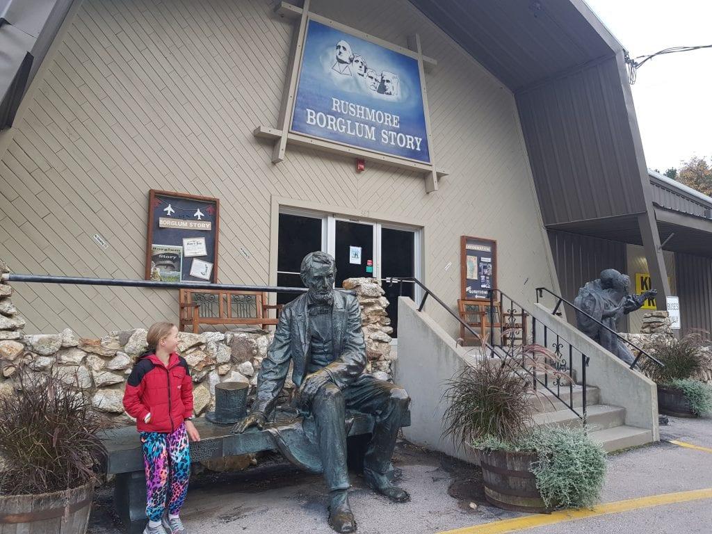 The Rushmore Borglum Story Museum, Keystone SD