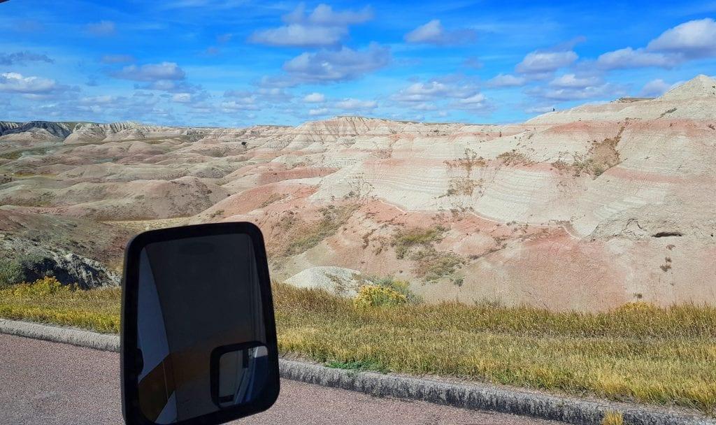 Badlands, South Dakota