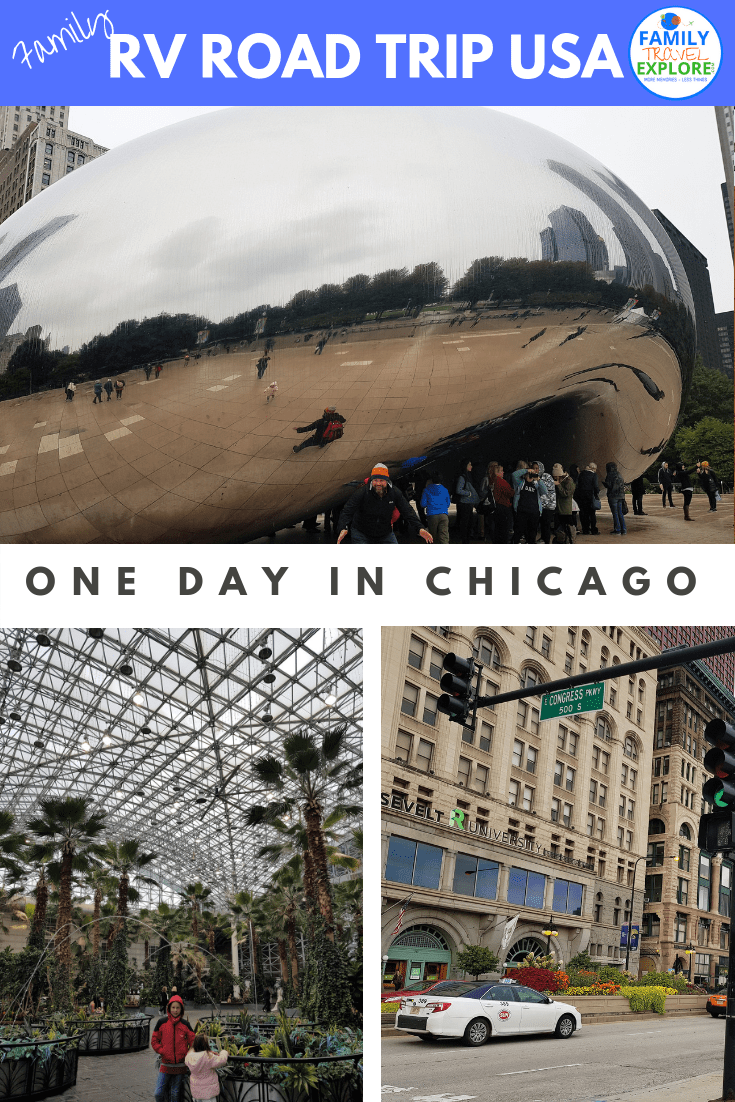 One Day In Chicago With Kids
