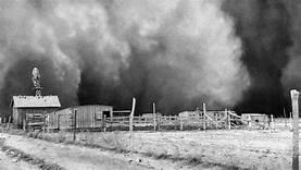 Dustbowl Drought 1930's