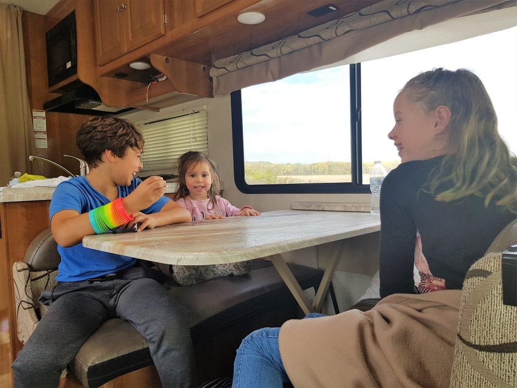 Family Travel Explore RV Road Trip USA Nebraska to Indiana