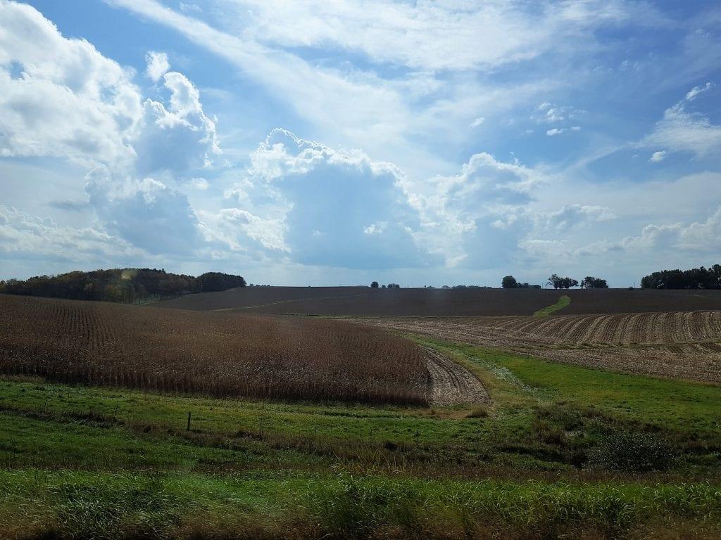 Family RV Road Trip US Nebraska to Illinois