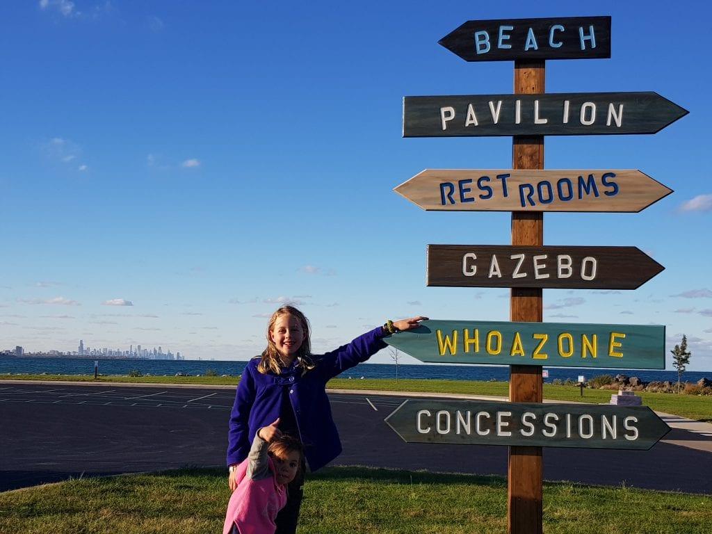 Lake Michigan Family Travel Explore RV Road Trip