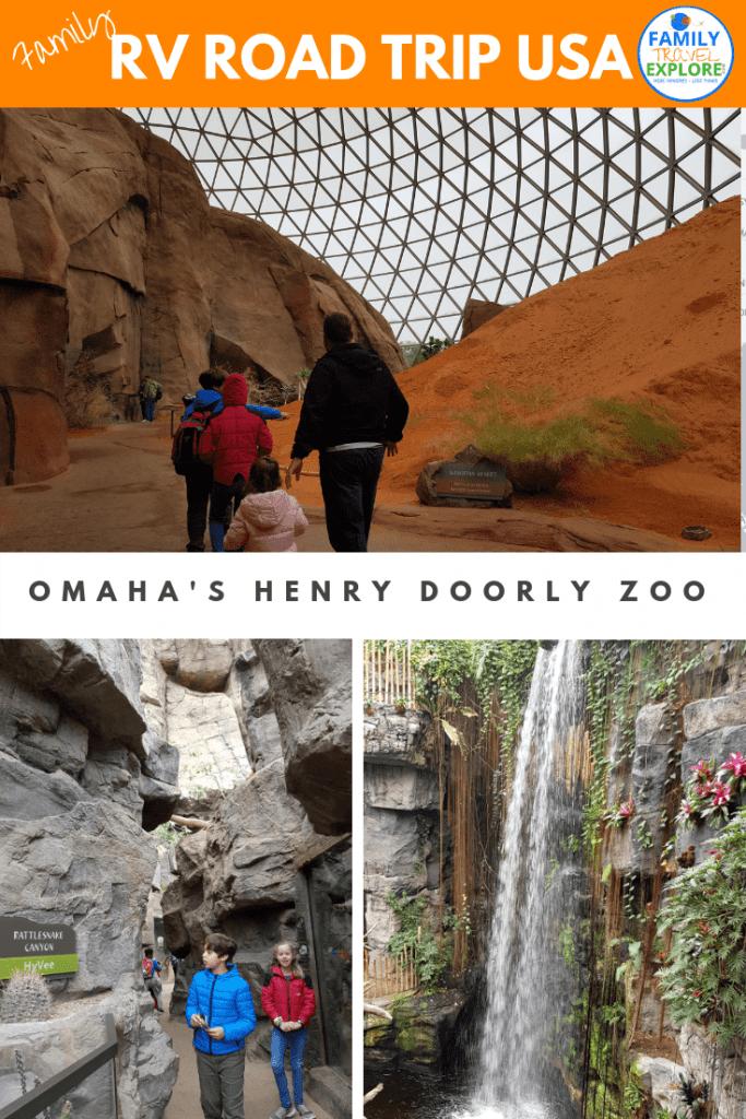 PIN IT. Family Travel Explore Visit Omaha's