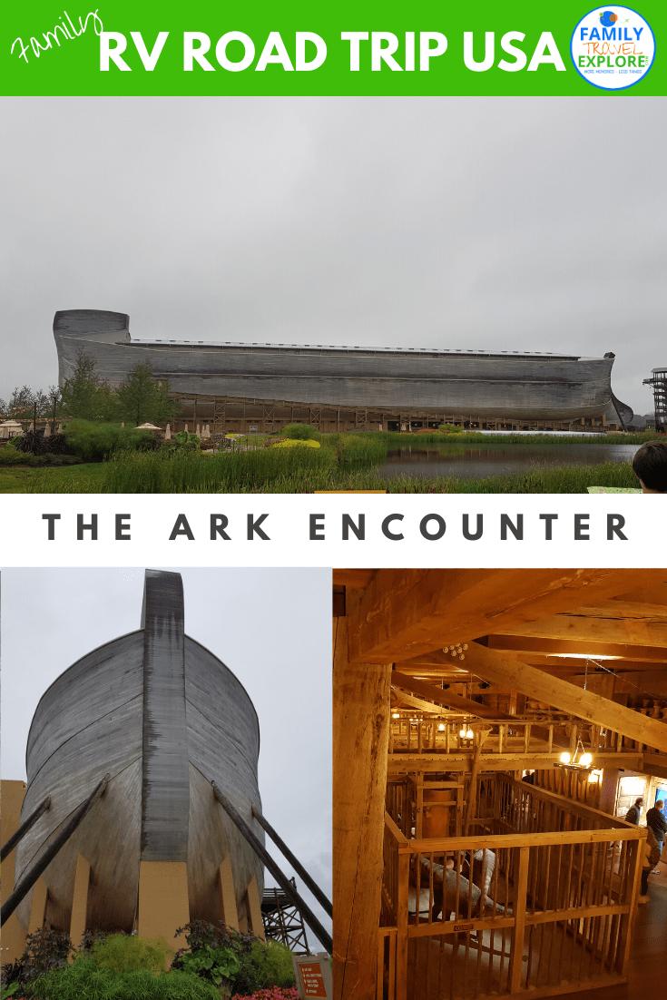 To The Ark Encounter, Kentucky – RV Road Trip USA