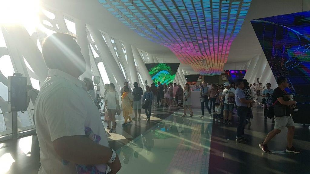 Inside the Frame Dubai