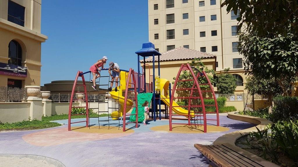 Roda Amwaj Suites Play Area, JBR Dubai