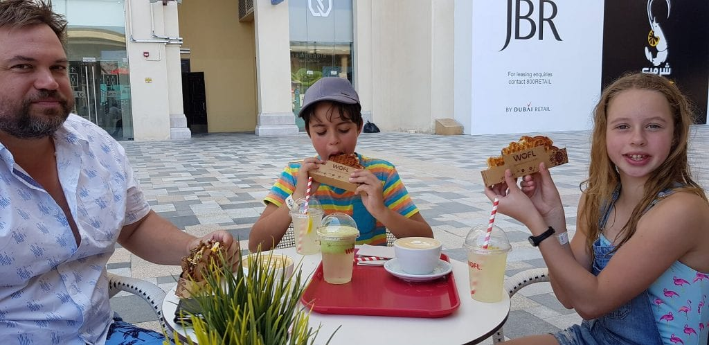 Too good! Wofl JBR Dubai